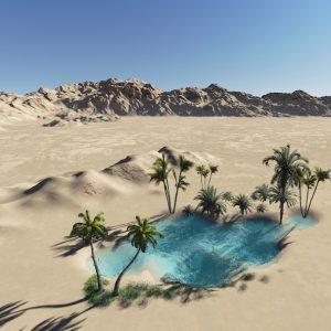 serie del desierto